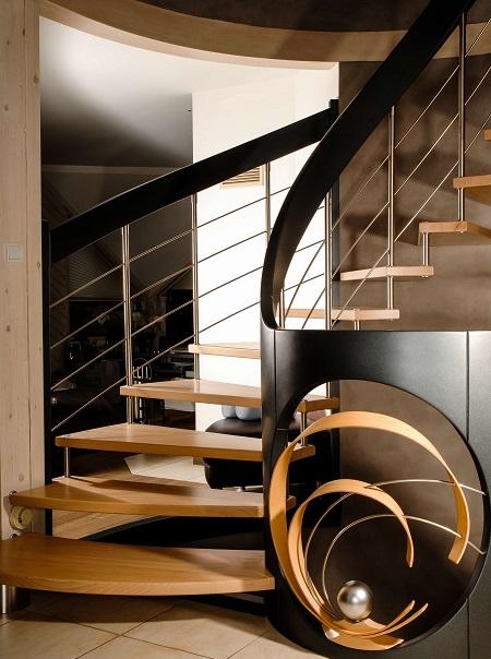Votre escalier design à Nancy