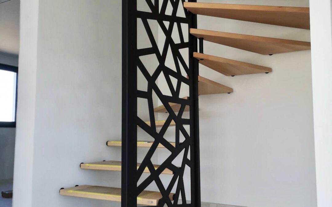 Fabricant d'escalier sur-mesure à Nancy