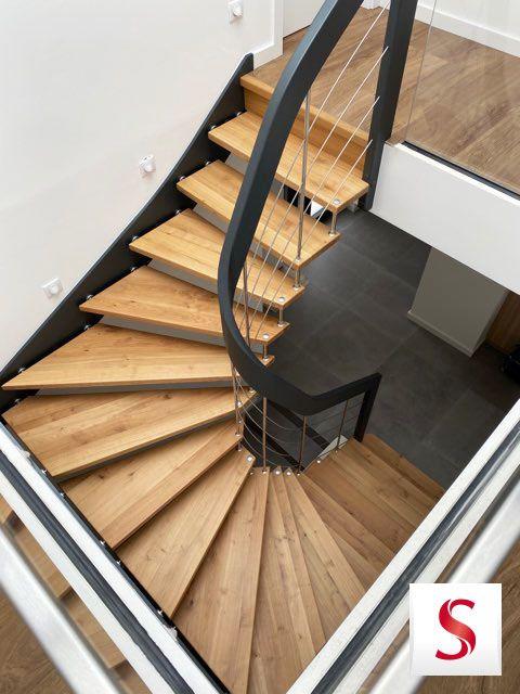 Comment choisir un modèle d'escalier en bois pour son intérieur?