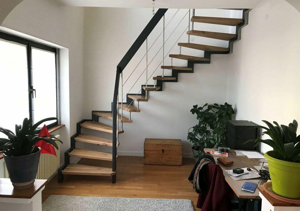 Pour votre projet de construction ou rénovation escaliers en Lorraine